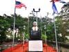 Плажа Хирон паметник на загиналите в Маями