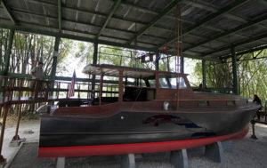Лодката на Хемингуей