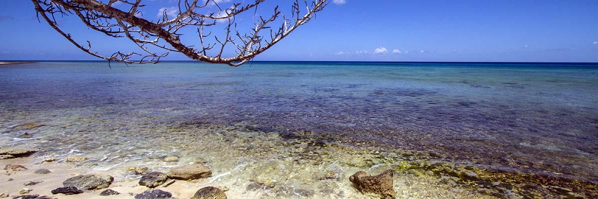 Maria La Gorda Cuba. Най-западната точка на Куба Мария Ла Горда.