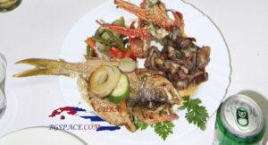 Храната в Куба
