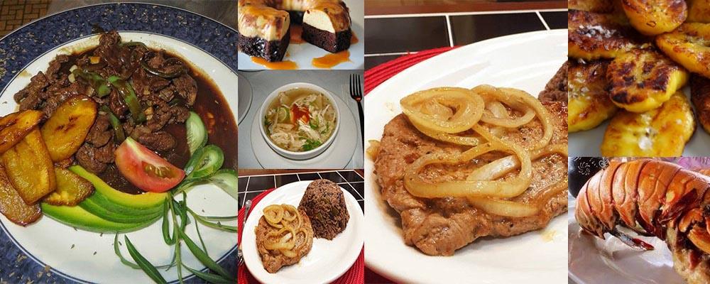 Храната в Куба. Типични ястия и десерти. Рецепти от Мариела Нордел