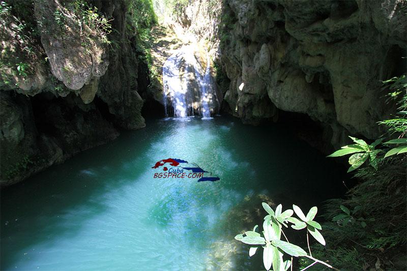 Парк Ел Кубано Тринидад Куба