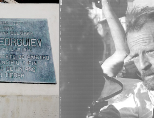Георги Георгиев – Капитана. Мореплавателят, започнал и завършил своето околосветско пътешествие в Куба през 1976-1977 г.
