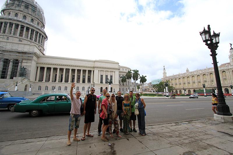 В Куба през декември