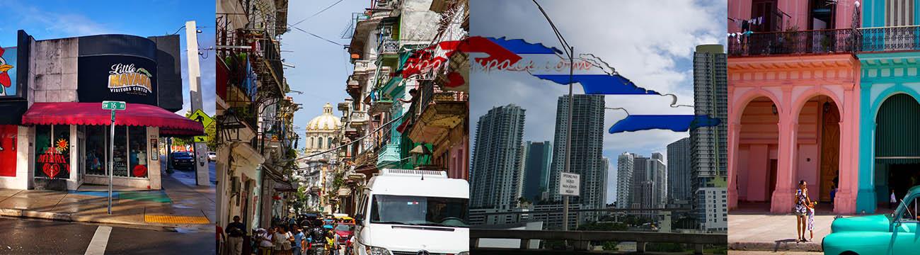 Малката Хавана в Маями.Little Havana Miami
