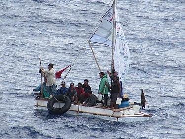 Балсерос, кубински имигранти