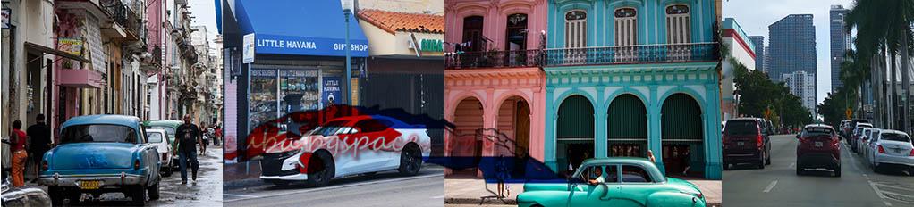 Хавана Куба и Маями САЩ. 140 километра и две вселени в нашия свят.