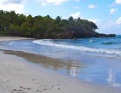 Плажът Манагуа в Баракоа, Куба