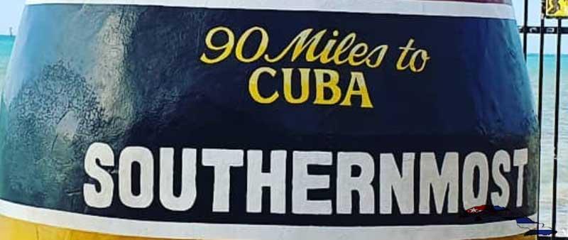 Кей Уест САЩ. Толкова близо и толкова далече от Куба