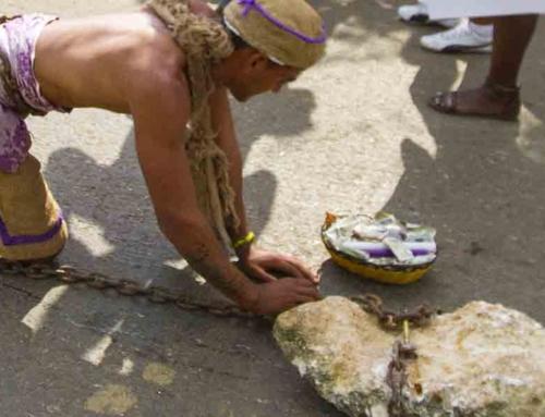 Поклонението пред Сан Лазаро 17 декември в Куба