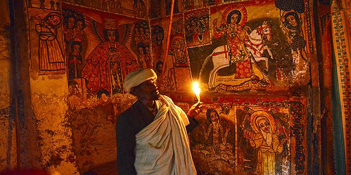 Християнството в Етиопия
