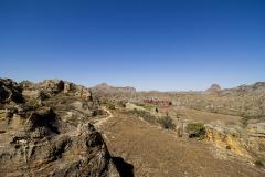 Парк Исало Мадагаскар