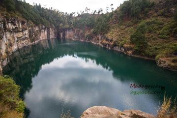 Езеро Тритива Мадагаскар