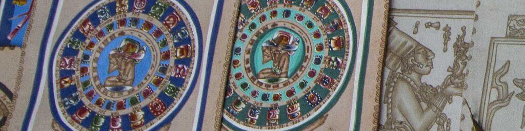 Загадъчният календар на маите