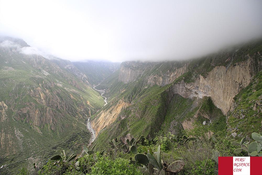 Каньонът Колка