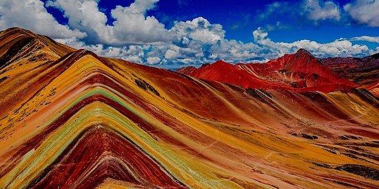 Цветните планини