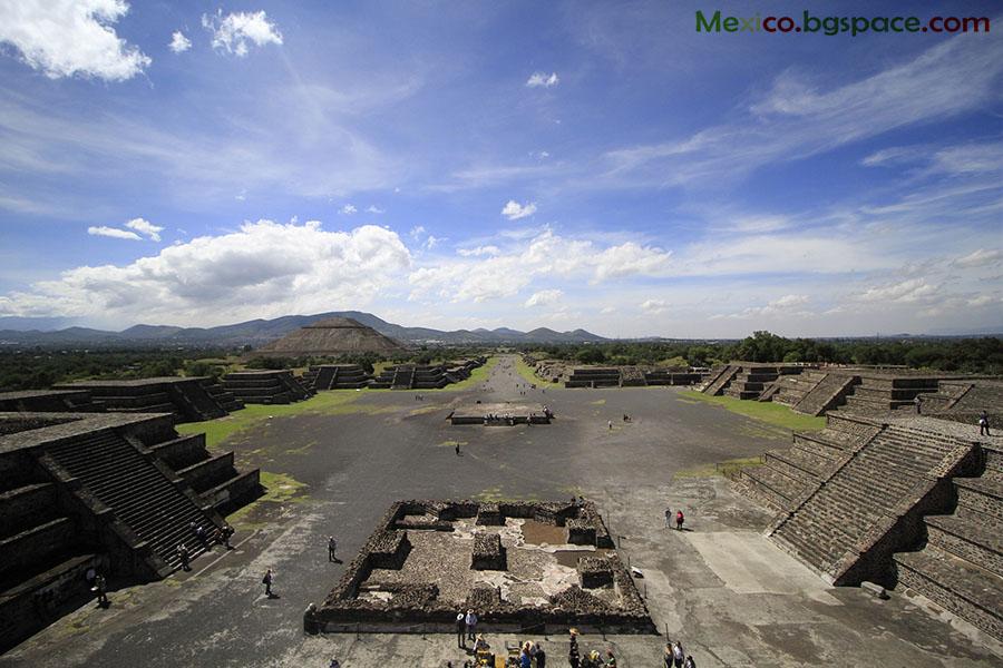 Приключения в Мексико