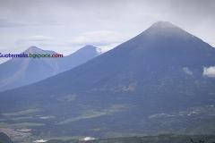 Вулкан Пакая Гватемала