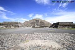 Теотиуакан Мексико