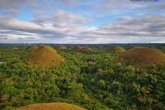 Шоколадови Хълмове Филипини