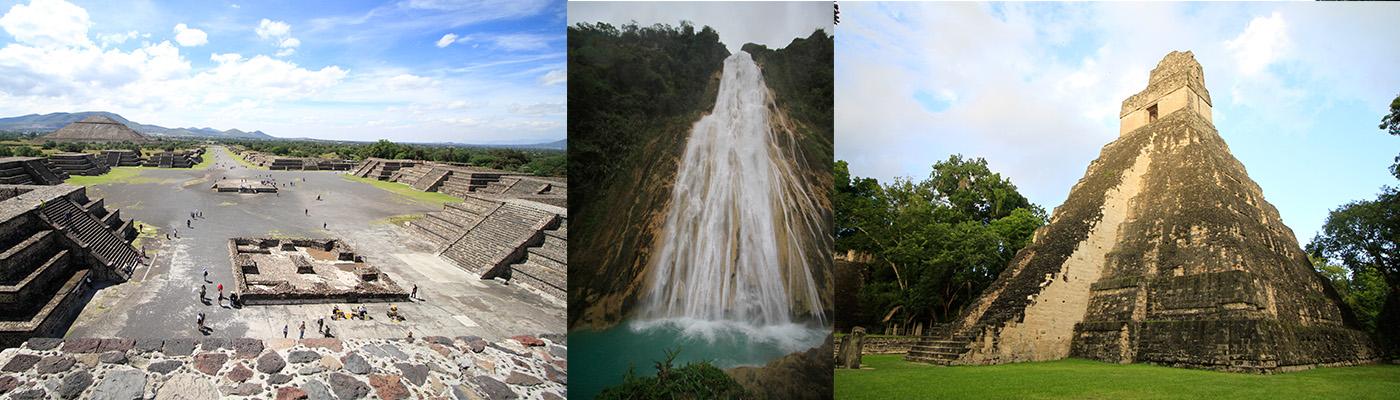 Най-доброто от Мексико и Гватемала с Белиз. Две групи :Октомври 2019 и януари 2020