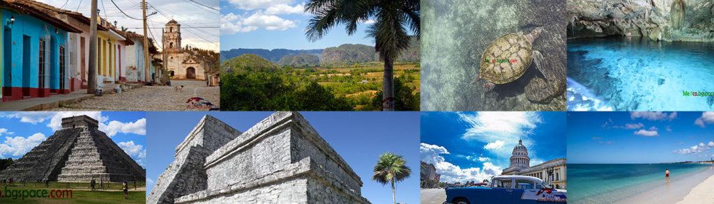 Екскурзия и почивка Куба и Мексико 6-20 декември 2020